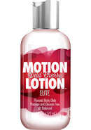 Motion Lotion Elite Waterbased Flavored Body Glide Wild...