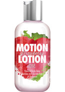 Motion Lotion Elite Waterbased Flavored Body Glide...