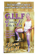 G I L F Inflatable Love Doll