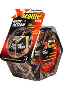 Body Action Xtreme Lube Personal Lubricant Silicone Based...