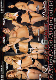6pk Gangbang Auditions Box Set